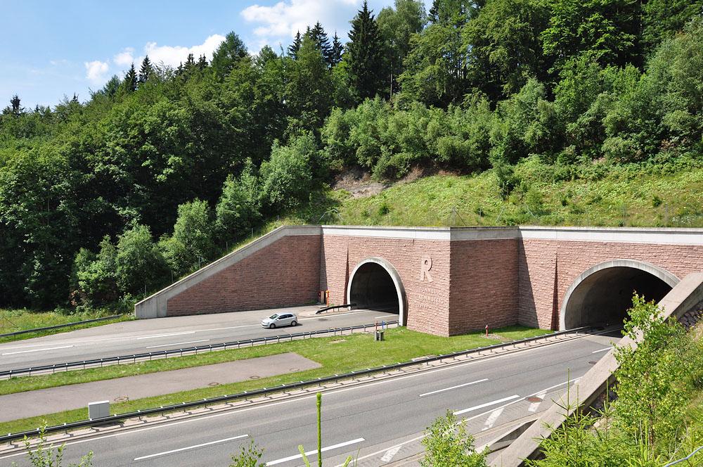 Rennsteigtunnel