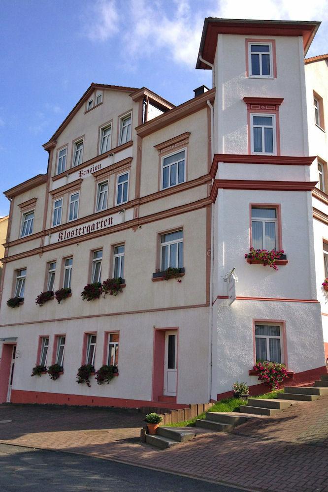 Hotel Klostergarten Eisenach Thuringer Wald
