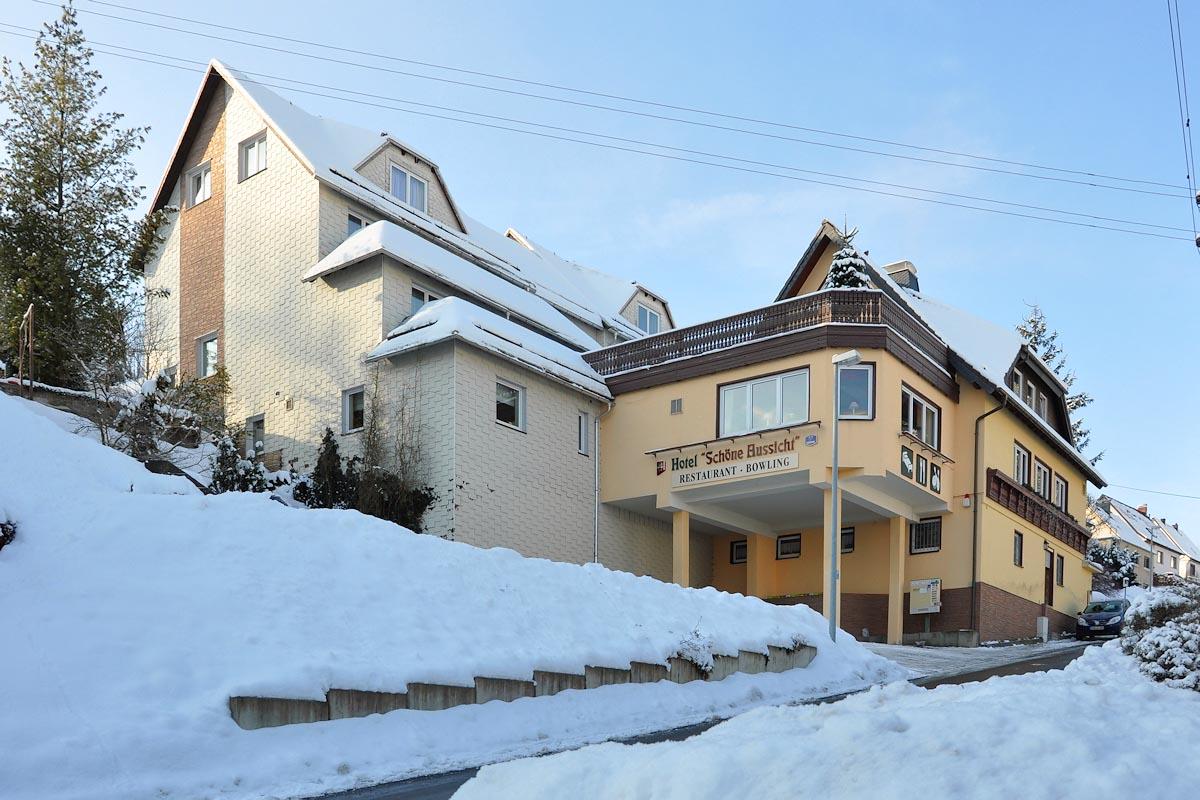 Hotel Schone Aussicht Steinach Thuringer Wald
